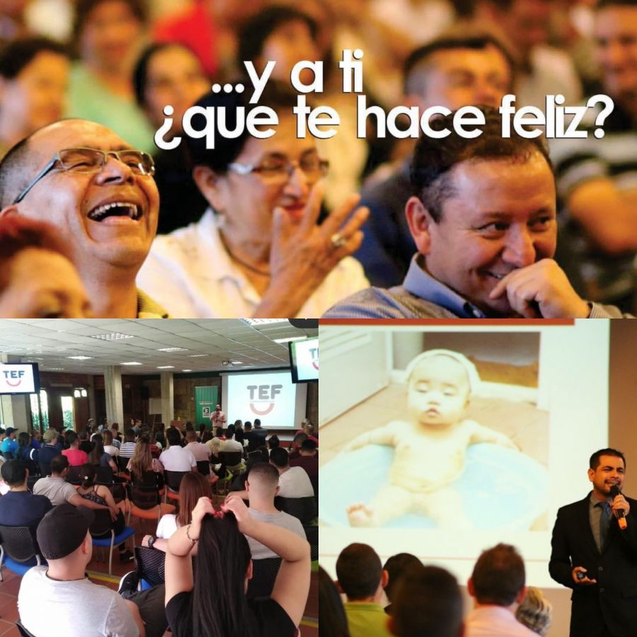 conferencias tefff